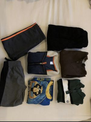 Little Boys/Kids shirts, jackets, pants and night dress- Size 6 for Sale in Dublin, CA