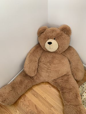 Vermont teddy bear giant stuffed animal for Sale in North Massapequa, NY