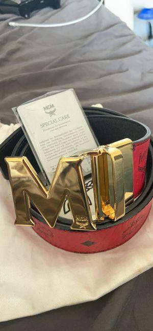 MCM Designer Belt for Sale in Tempe, AZ
