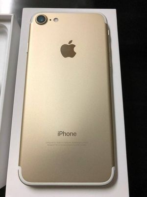 Apple iPhone 7 Gold 128 GB Factory Unlocked - works with any carrier, excellent condition for Sale in Phoenix, AZ