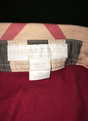Little boys Burberry shirt for Sale in Detroit, MI