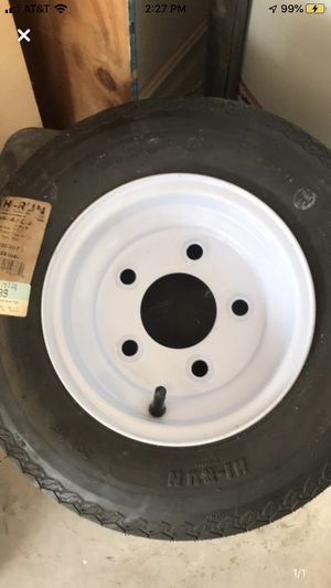 Small trailer tires for Sale in FL, US