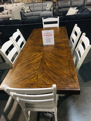 7 Pc Dining Table Set Sale for Sale in Portland, OR