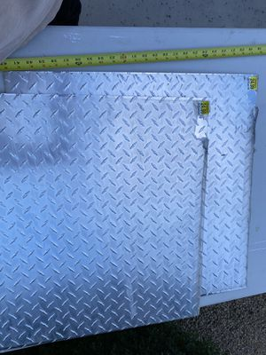 """2-24""""x24"""" 0.40 Polished Diamond Plate for Sale in Phoenix, AZ"""