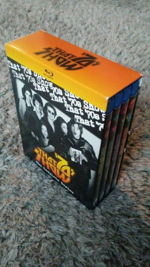 70's show bluray for Sale in Imperial Beach, CA