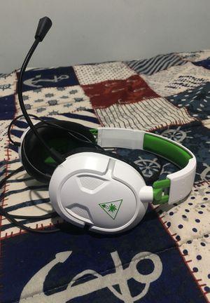 Xbox Turtle Beach Headset! for Sale in Newark, NJ