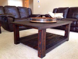Basin Barrel Works Pallet Table for Sale in OR, US