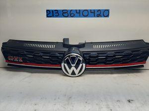 2015 2016 2017 2018 Volkswagen GTI front bumper grille OEM 💯 clean!! for Sale in Lynwood, CA