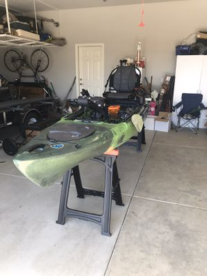Two Wilderness systems kayaks + trailer for Sale in Galt, CA