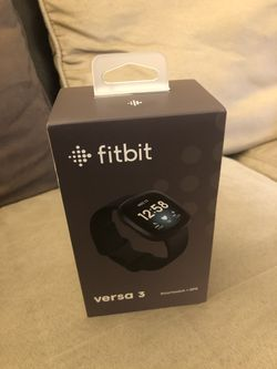 Fitbit Versa 3. NEW UNOPENED for Sale in New Canton,  VA
