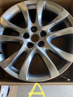 (3) Mazda 6 Grand Touring OEM Rims for Sale in Cibolo,  TX