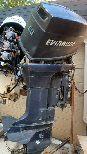 1998 60 hp Motor is current is not running but it have Avery good compression it can be fix no time for Sale in Springfield, VA