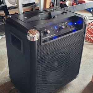 Ion Bluetooth Speaker for Sale in Visalia, CA
