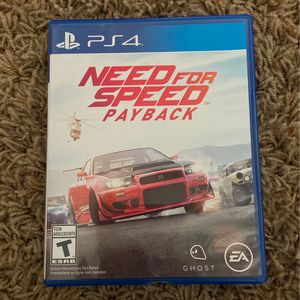 need For Speedpayback for Sale in Tolleson, AZ