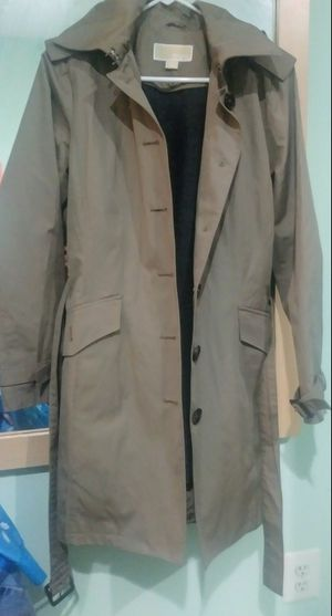 Rain jacket Michael kors new for Sale in Springfield, VA