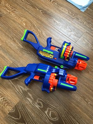 Faux Nerf guns! for Sale in Los Angeles, CA
