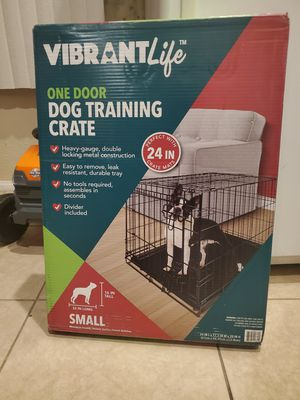 Dog crate for Sale in Palm Desert, CA