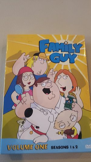 Family Guy Seasons 1 and 2 DVDs for Sale in Washington, DC