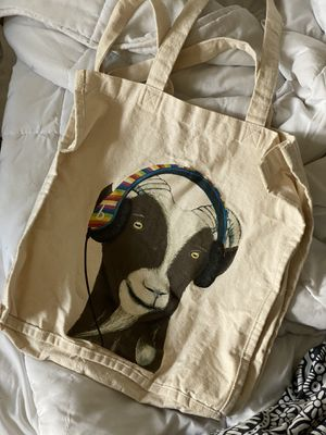 Hand painted tote bag for Sale in Arlington, VA