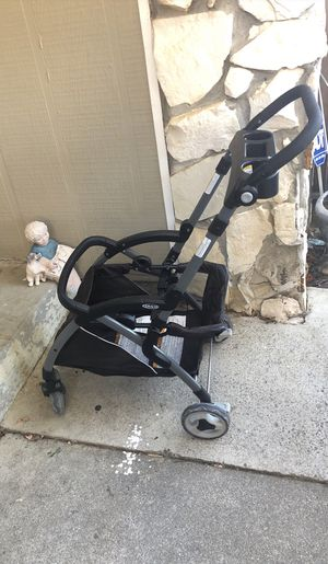 Graco snugride infant car seat stroller for Sale in Newark, CA