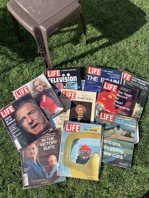 Vintage magazine bundle 5 for Sale in Stoughton, MA