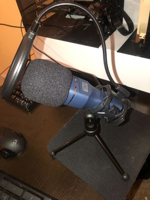 USB Microphone w/ pop filter | Tonor for Sale in San Jacinto, CA