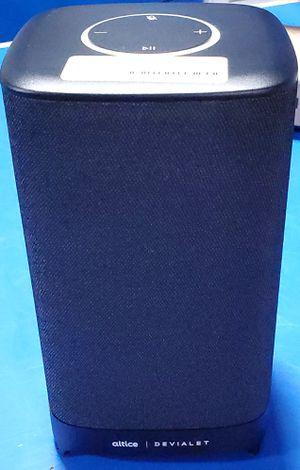 Altice Bluetooth Speaker for Sale in Bridgeport, CT
