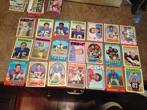 Football cards for Sale in Jackson, MO