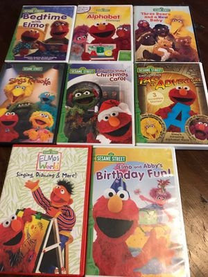 Sesame Street DVD Collection for Sale in Nashville, TN