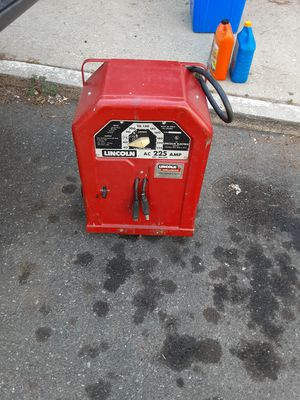 Lincoln Electrical welder for Sale in Wilmington, DE