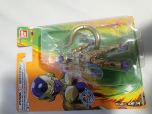 DBZ toys Golden Frieza for Sale in Los Angeles, CA