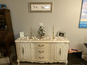 French Provincial Buffet Sideboard for Sale in Alexandria, VA