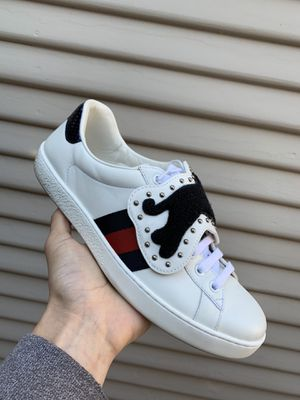 Gucci Wolf Patch Aces - Size 8-8.5 for Sale in Pacifica, CA
