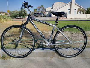 Like New Trek 700c Wheels Aluminum Frame 24 Speed Hybrid Bike! for Sale in Las Vegas, NV