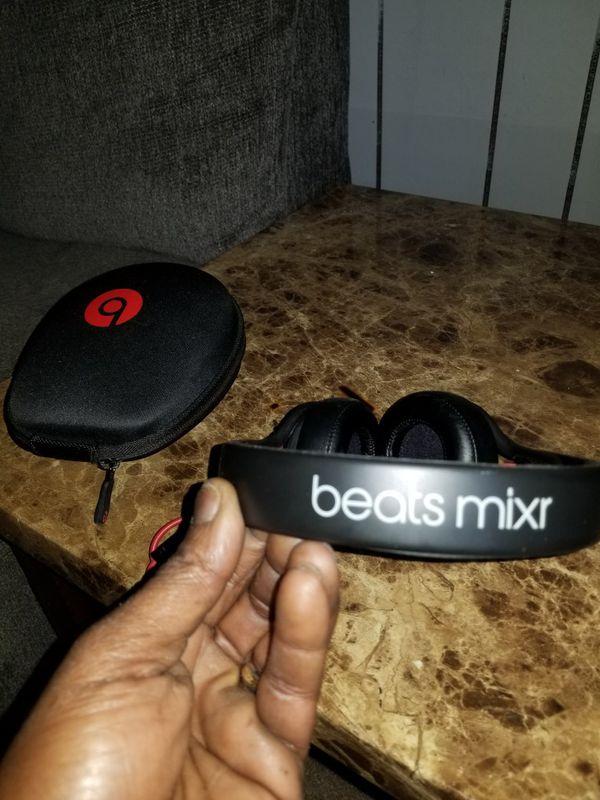 Dre beats mixers... official