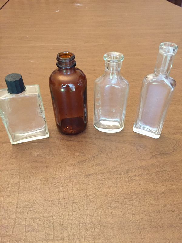 Antique Medicine Bottles