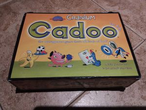 Cranium cadoo kids board game toy homeschool for Sale in Rancho Cucamonga, CA