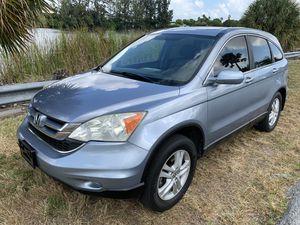 2010 Honda CRV EX-L clean tittle for Sale in Davie, FL