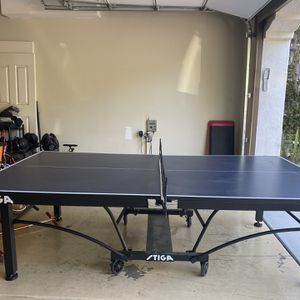 Tiga Ping Pong Table for Sale in San Clemente, CA