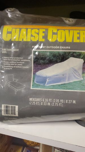 Chaise Cover for Sale in Danville, CA