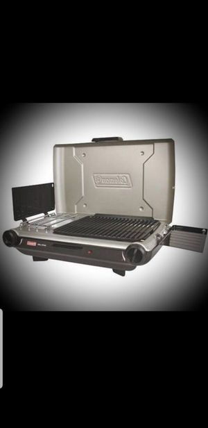 New Coleman Camp Grill/Stove ☆Retail Price $89+Tax☆ for Sale in Phoenix, AZ