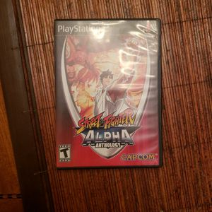 Street Fighter: Alpha Anthology for Sale in Miami, FL