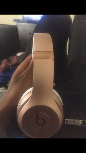 Solo 3 beats wireless for Sale in Washington, DC