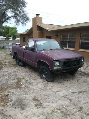 1989 chevy 2500 parts for Sale in Palm Harbor, FL