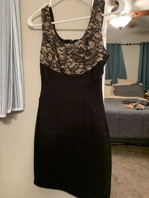 Black lacy dress for Sale in Nashville, TN
