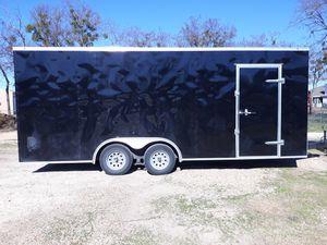 8.5 x 20ft Enclosed Trailer for Sale in Dallas, TX