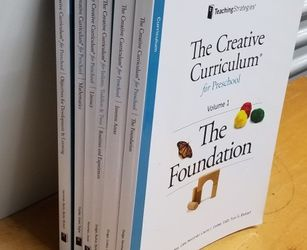 Daycare Creative Circuluum Books for Sale in Columbus,  OH