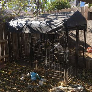 """AKC"" Premium Steel Dog Kennel for Sale in March Air Reserve Base, CA"