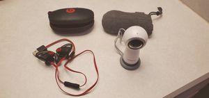 Samsung 360 camera beats bluetooth headphones for Sale in Dunedin, FL