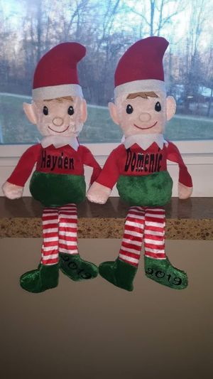 Elf on Shelf Personilzed Elf Set for Sale in Chicago, IL